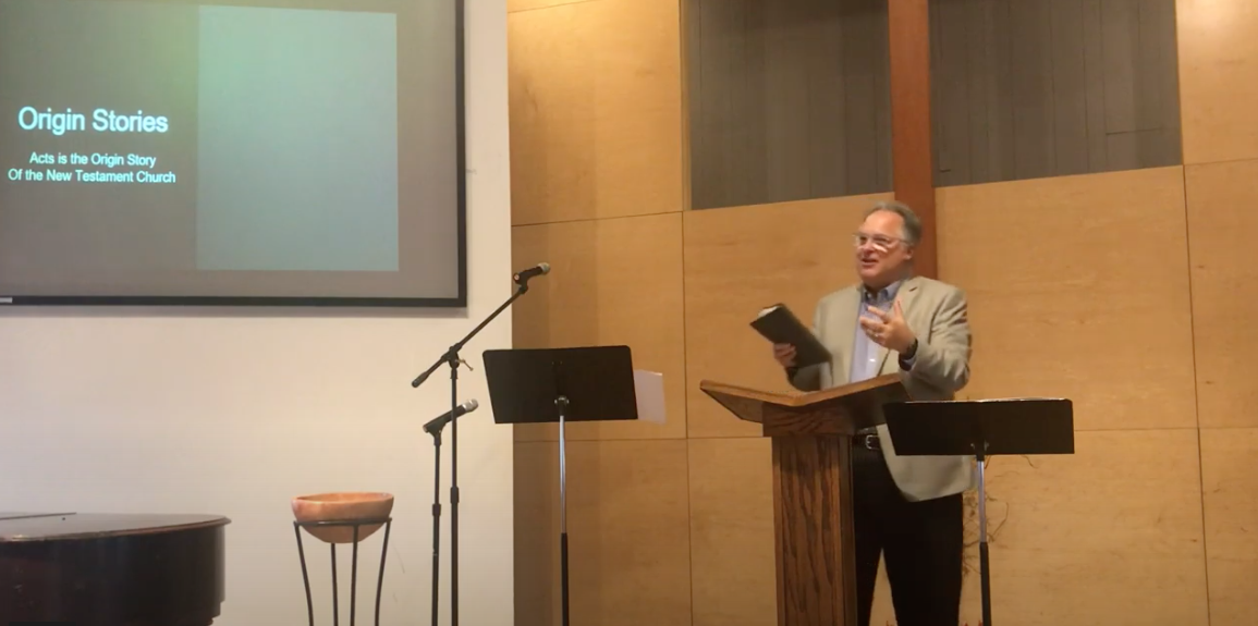 DEVOTED to the apostles' teaching