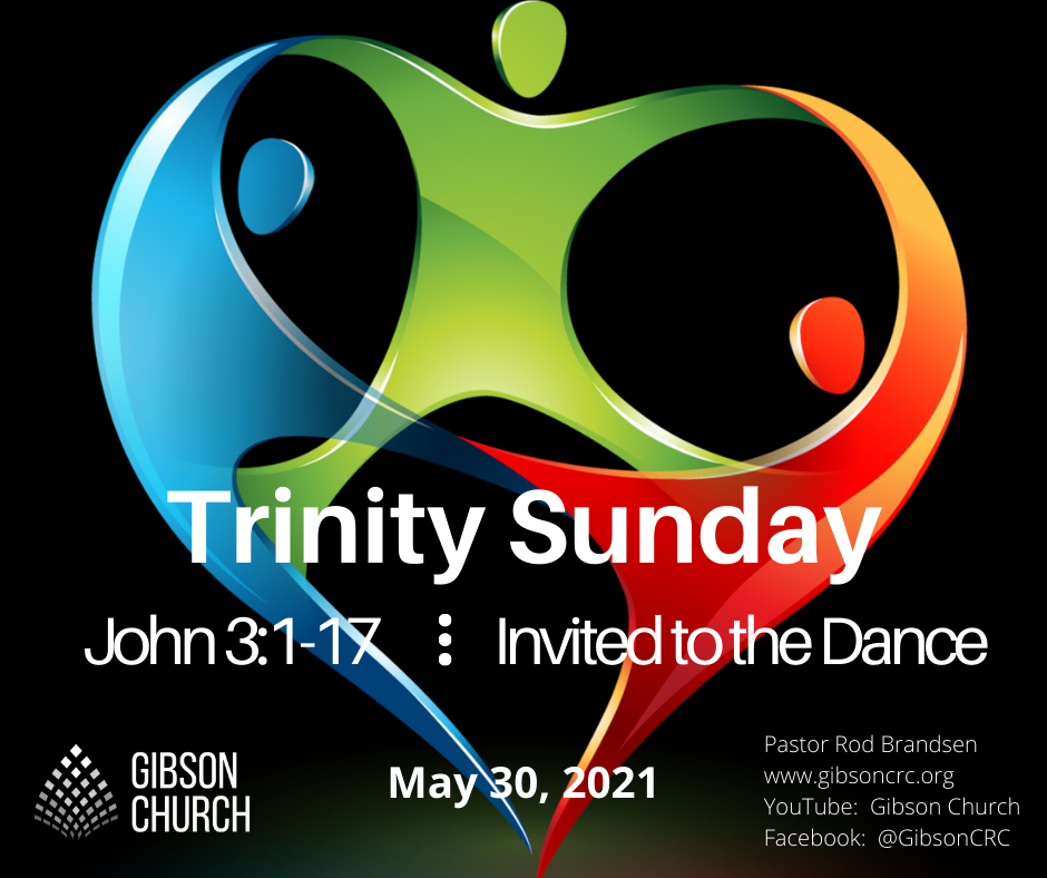 Invited to the Divine Dance of the Trinity